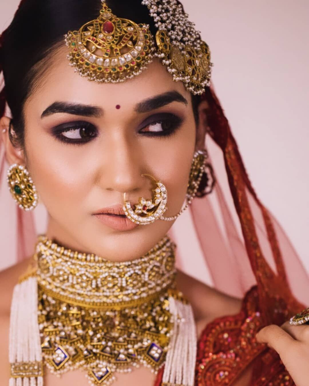 Simple and subtle bridal makeup in 2020 Best bridal