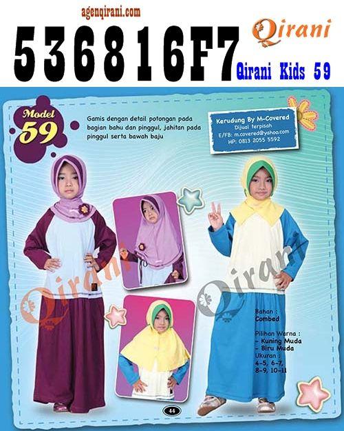 Qirani Kids 59  SMS/Telp: 0856-5502-3555 Whatsapp: +6285655023555 BBM: 5F497666