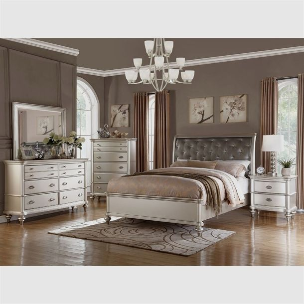 Saveria 5 Piece Bedroom Set - Free Shipping Today - Overstock