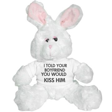 Easter bunny doesnt lie perfect easter gift to give your easter bunny doesnt lie perfect easter gift to give your girlfriend guarantee negle Choice Image