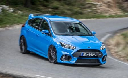 2016 Ford Focus Rs Instrumented Test Ford Focus Rs Ford Focus