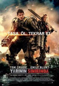 Yarinin Sinirinda Edge Of Tomorrow Tek Parca Izle Turkce Dublaj Tom Cruise Aksiyon Filmleri Film