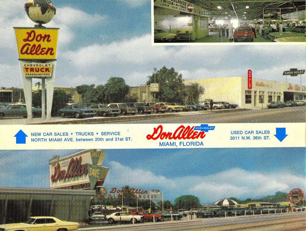 Don Allen Chevrolet Miami Fl 1970 New Cars For Sale Chevrolet Dealership Florida