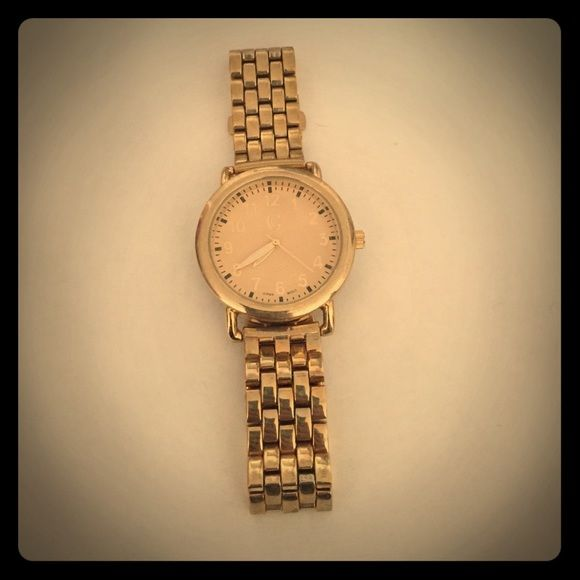 Charming Charlie watch Brand-new charming Charlie watch never been worn. Was size down for someone with a smaller wrists. Charming Charlie Jewelry Bracelets