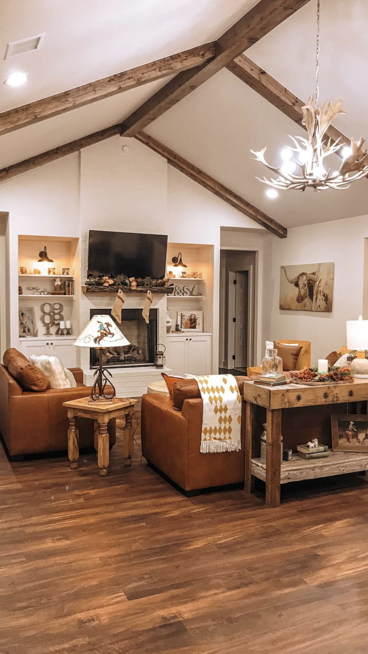 Photo of 40 Outstanding Western Living Room Decor #Western #LivingRoom #Decor