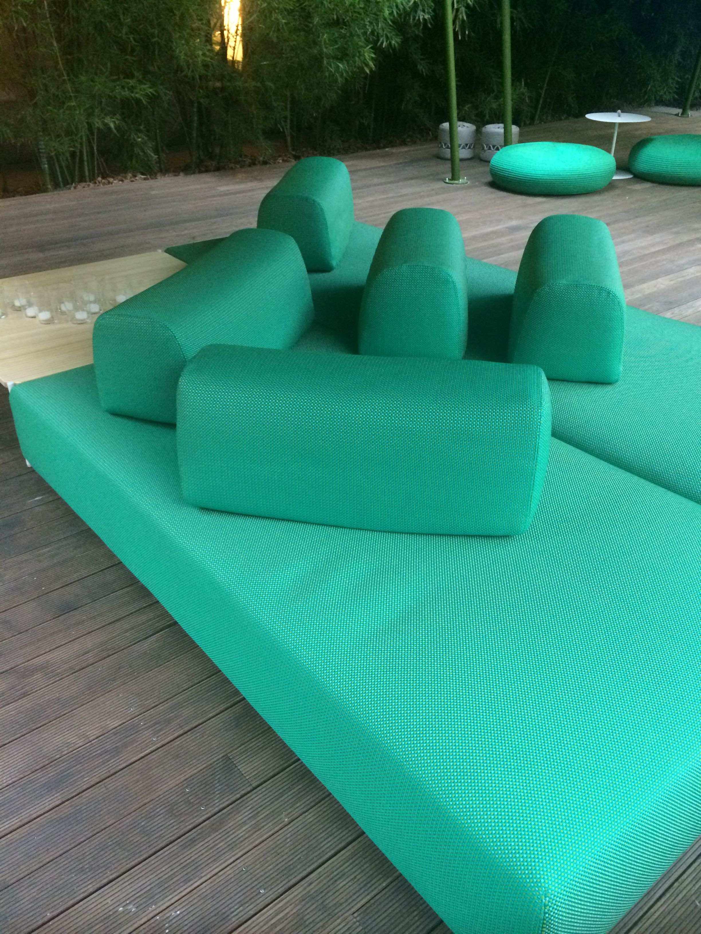 paola #lenti #outdoor #furniture #plants #design #milandesignweek ...