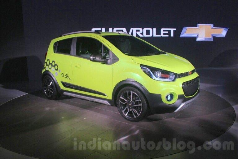 Chevrolet Beat Activ Concept Auto Expo 2016 Live Chevrolet