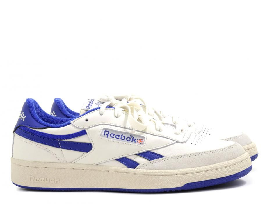 Reebok Revenge Plus Vintage Chalk / Royal Blue