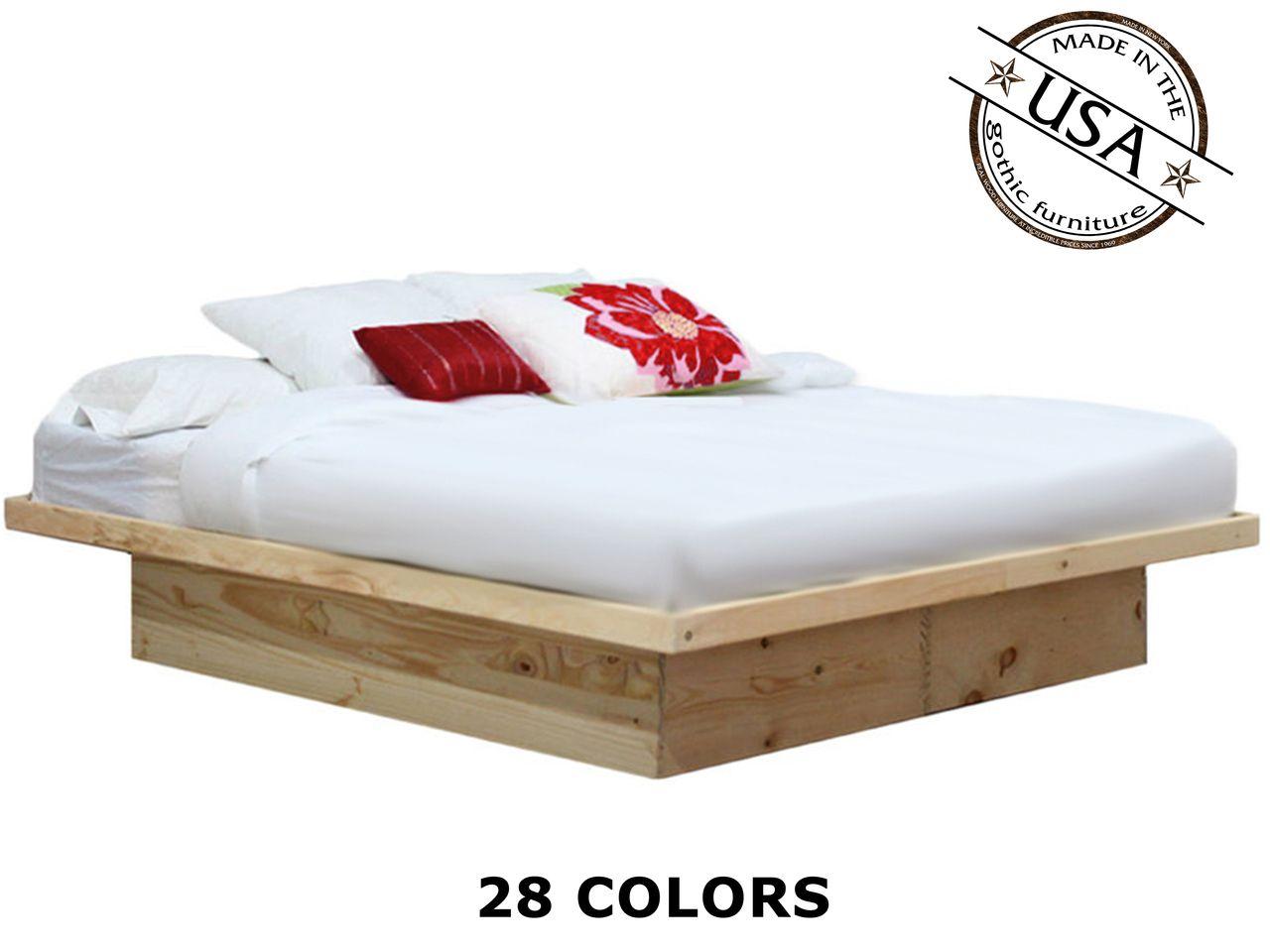 king platform bed pine wood king platform bed platform beds and