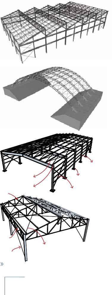 Como Construir Galpoes Para Usos Gerais Barn Dogs Roof Truss Design Steel Structure Buildings Metal Buildings