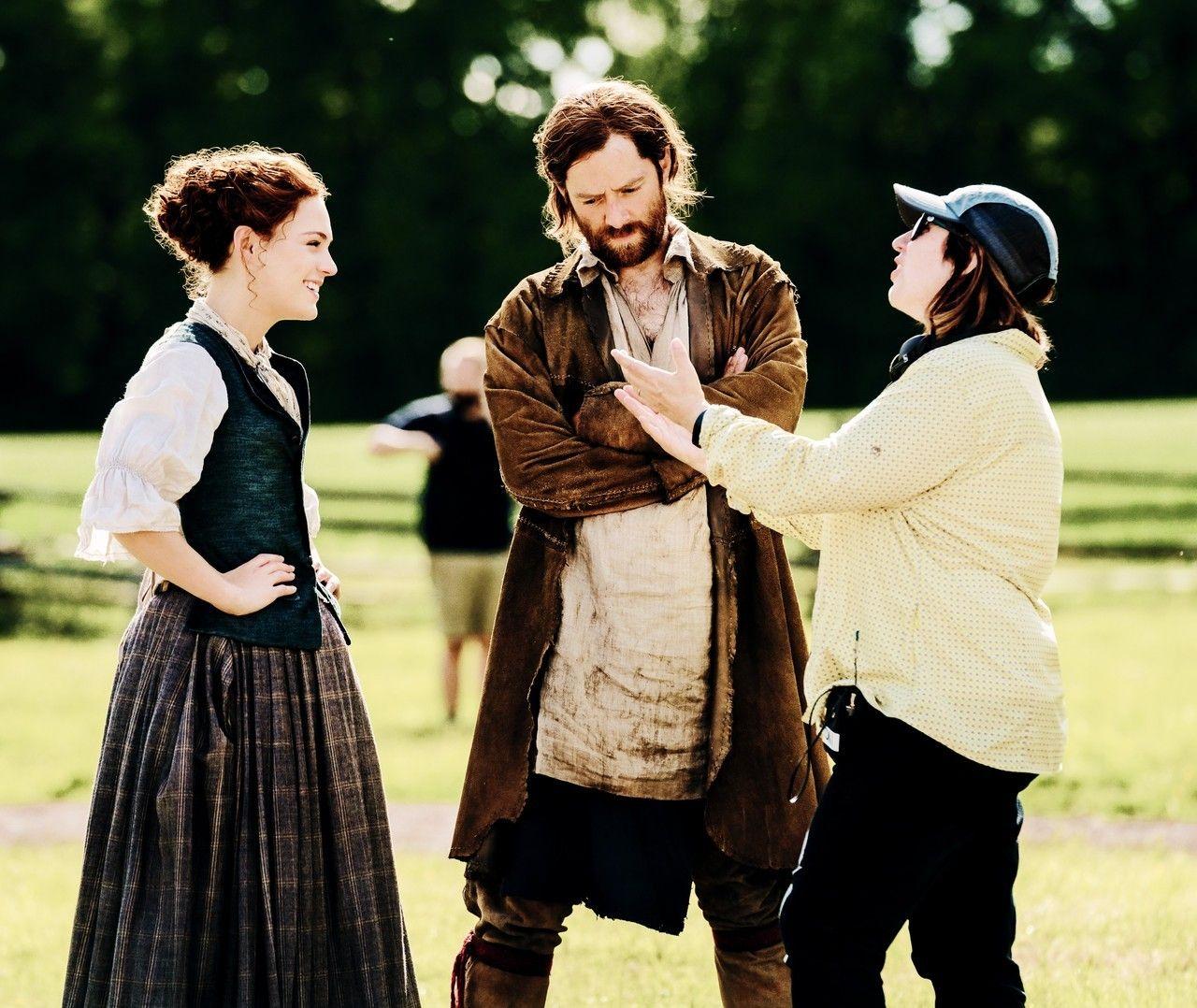 OUTLANDER CAST Behind The Scenes of Outlander Season 4