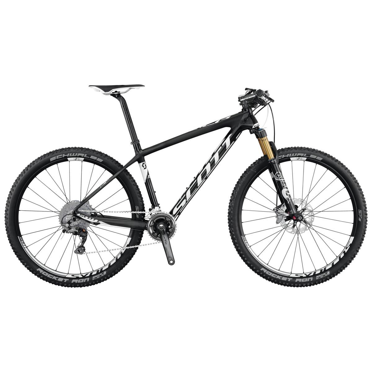 Scott Scale 700 Premium 27.5 Inch 2015 Carbon Hardtail