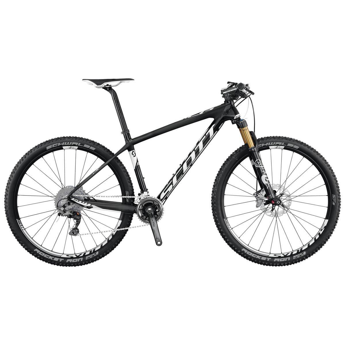 Scott Scale 700 Premium 27 5 Inch 2015 Carbon Hardtail Mountain