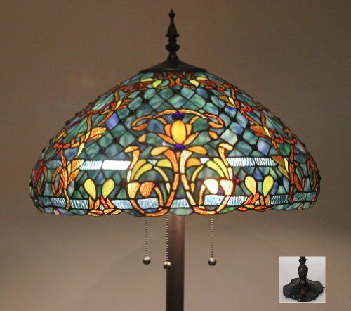 Tiffany style stained glass floor lamp azure sea aspen tiffany tiffany style stained glass floor lamp azure sea aspen tiffanyhttpamazondpb005j5a8qmrefcmswrpidp4yiwsb1chp3y1w4p aloadofball Images