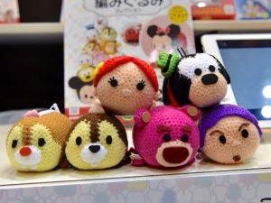 Tsum Tsum Amigurumi Pattern Free : Pin by claudia on amigurumis tsum tsum crochet