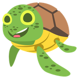 Turtle On Emoji One 2 0 Turtles Funny Turtle Emoji