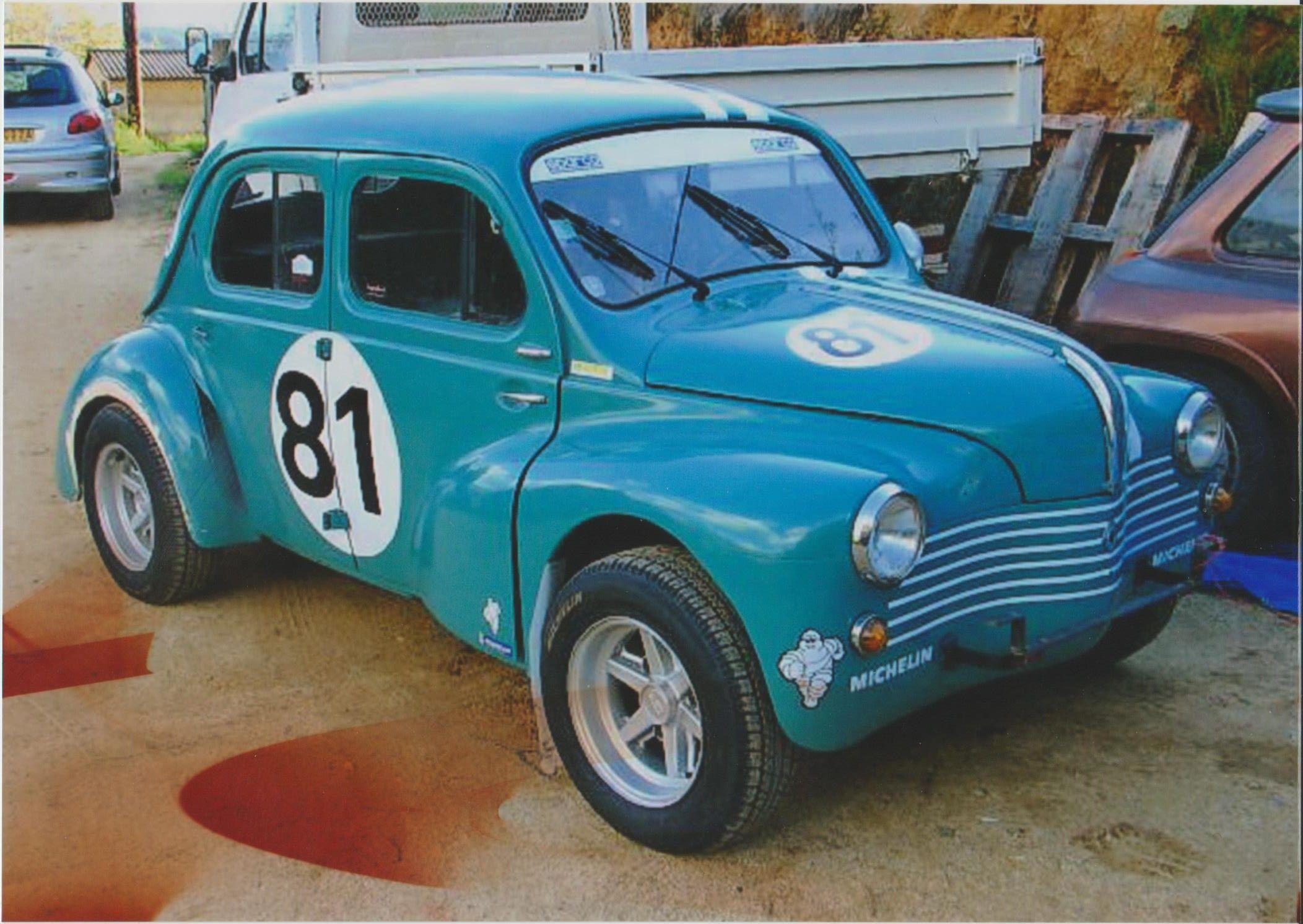 4 Cv Proto Inconnu Renault Voiture Renault Groupe Automobile