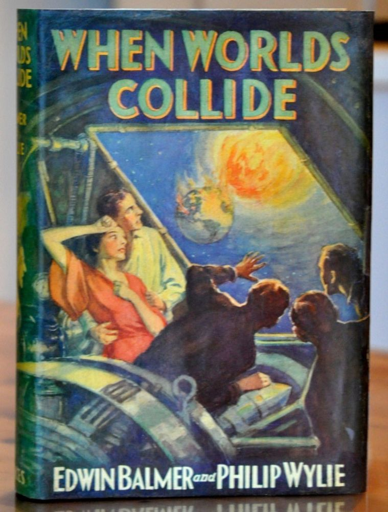US $3,035.25 When Worlds Collide - beautiful cover...