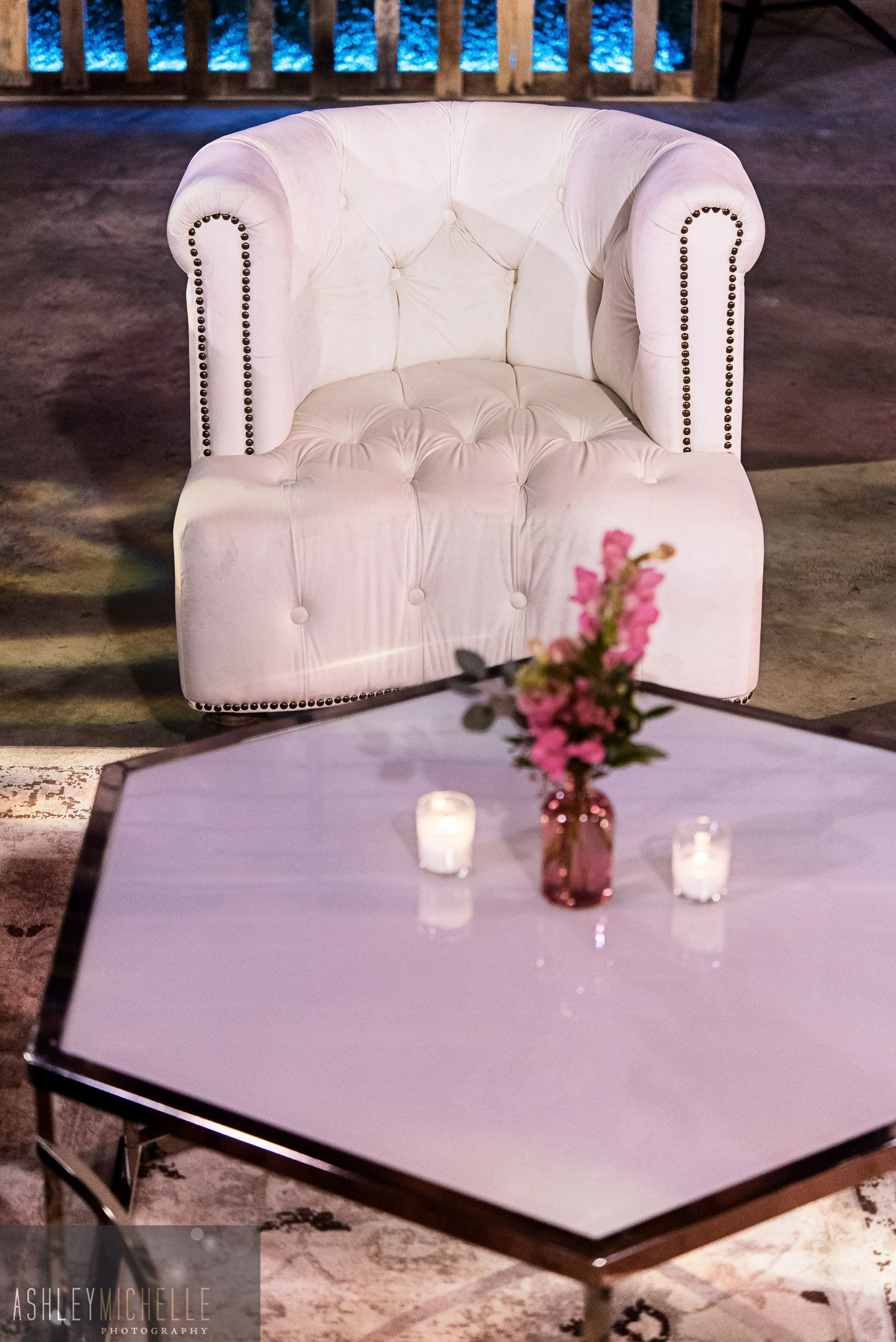 Chair Cover Rental Baltimore Designs For Living Room Bride Relaunch Party Venue The Winslow In Maryland Rentals White Glove Ft Trouvaille Photography Ashley Michelle