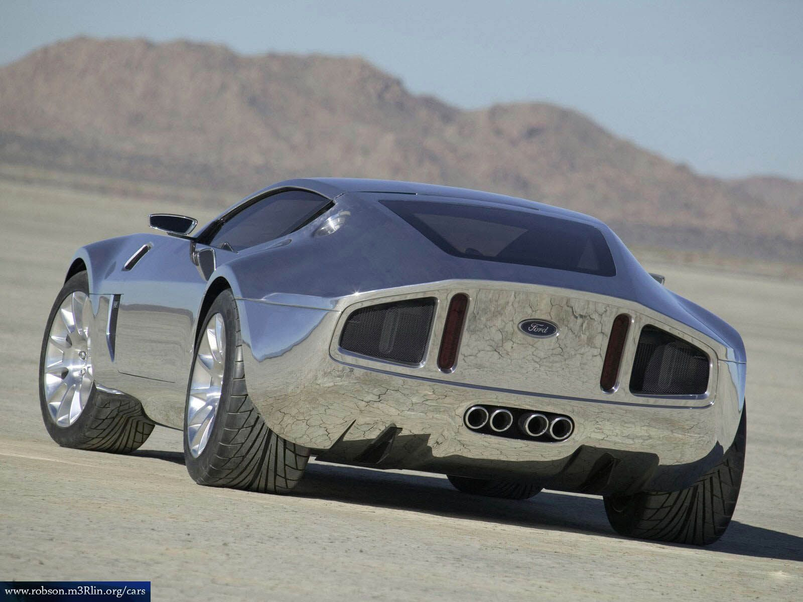 Shelby Cars The Ford Shelby GR Is A Uniquely Emotional - New performance cars