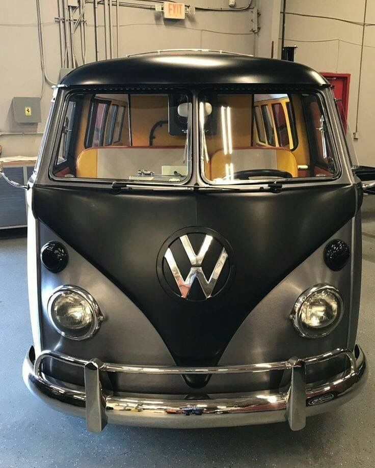 1965 Volkswagen Bus Samba 21 Fenster Rag Top Vanagon #audivehicles