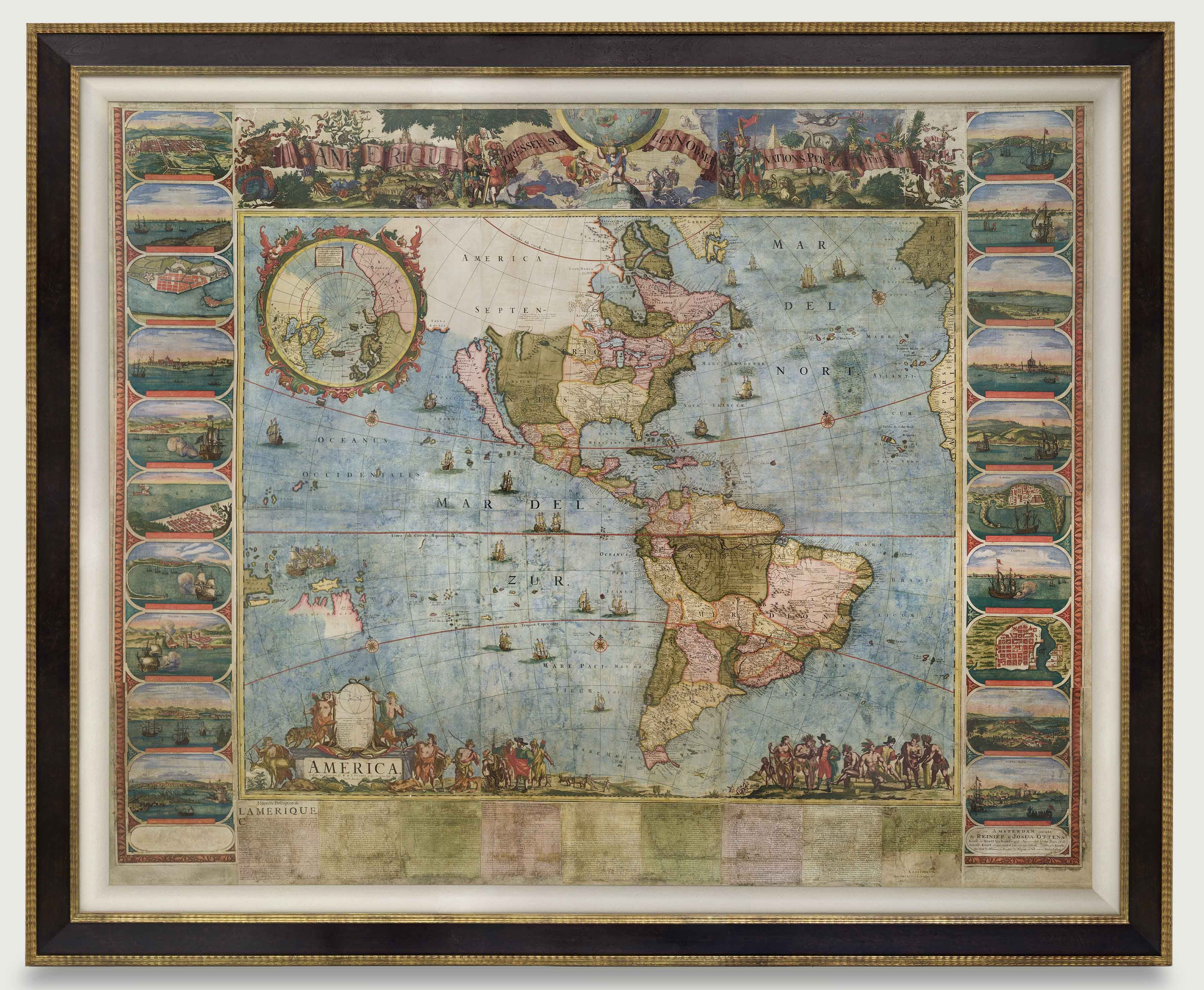 A wall map presents unique challenges in frame design. With ... Map In Frame on maps in text, maps in art, maps in home, maps in paintings, maps in paper, maps in wood,