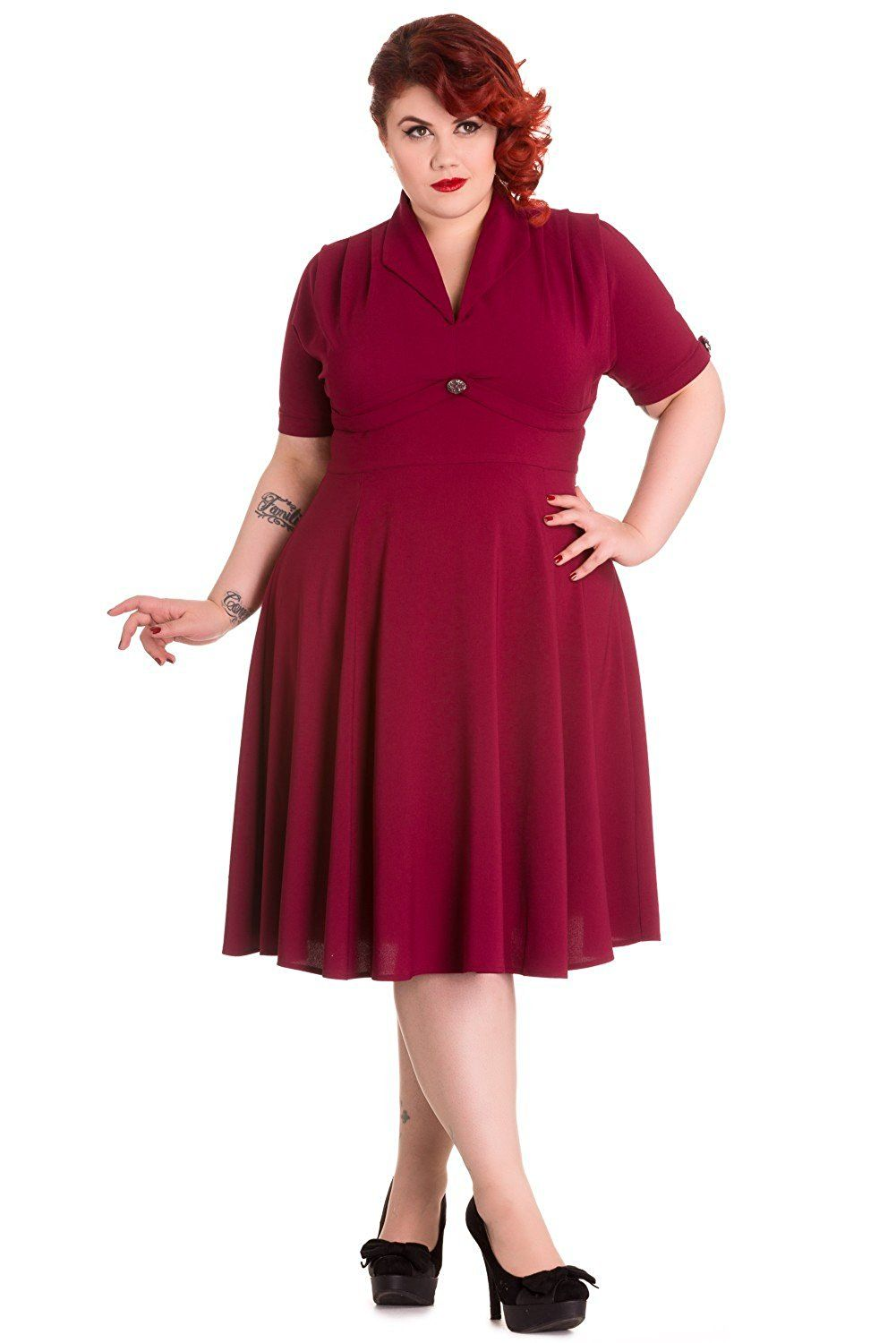 1930s Style Dresses 1930s Style Clothing Plus Size