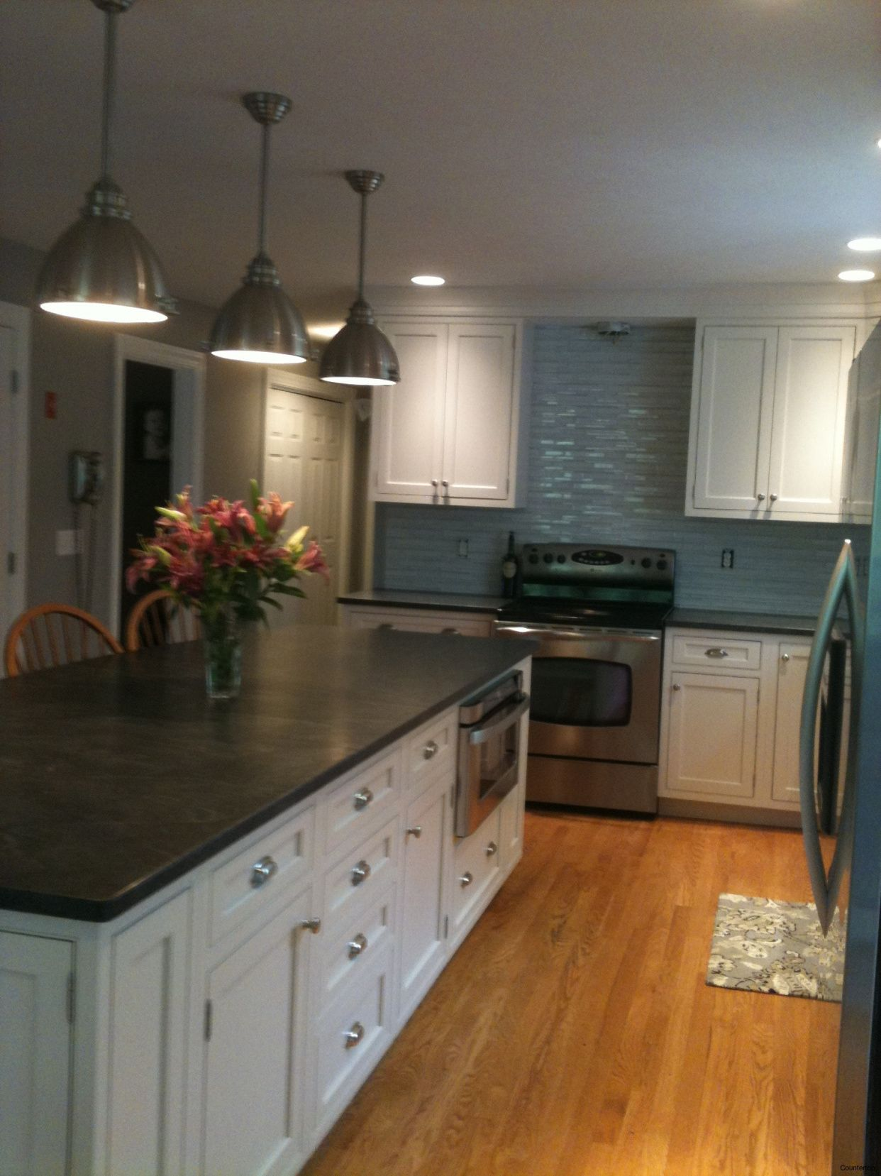 55 Prefab Granite Countertops Reno Nv Kitchen Counter Top Ideas Check More At Http Ma Modern Grey Kitchen Kitchen Cabinet Design Black Granite Countertops
