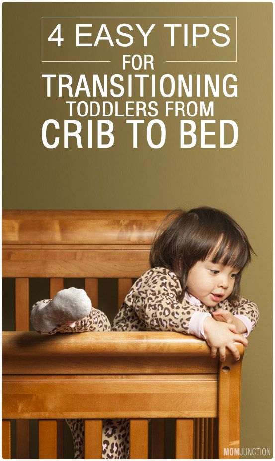 how to keep your child in their crib