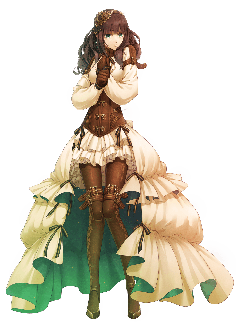 Code E Anime Characters : Cardia fandom anime and manga