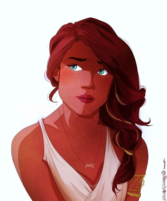 Blessing of Aphrodite | Percy jackson characters, Piper ...