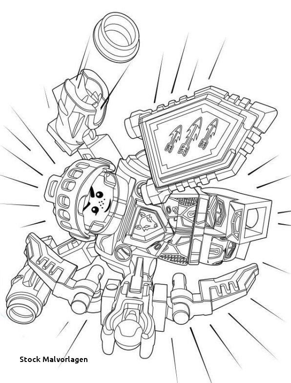malvorlagen lego nexo knights coloring pages best of stock