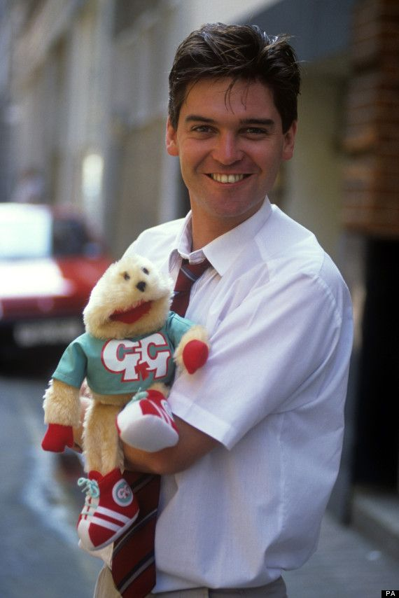 What Has Phillip Done To Gordon The Gopher?   This morning