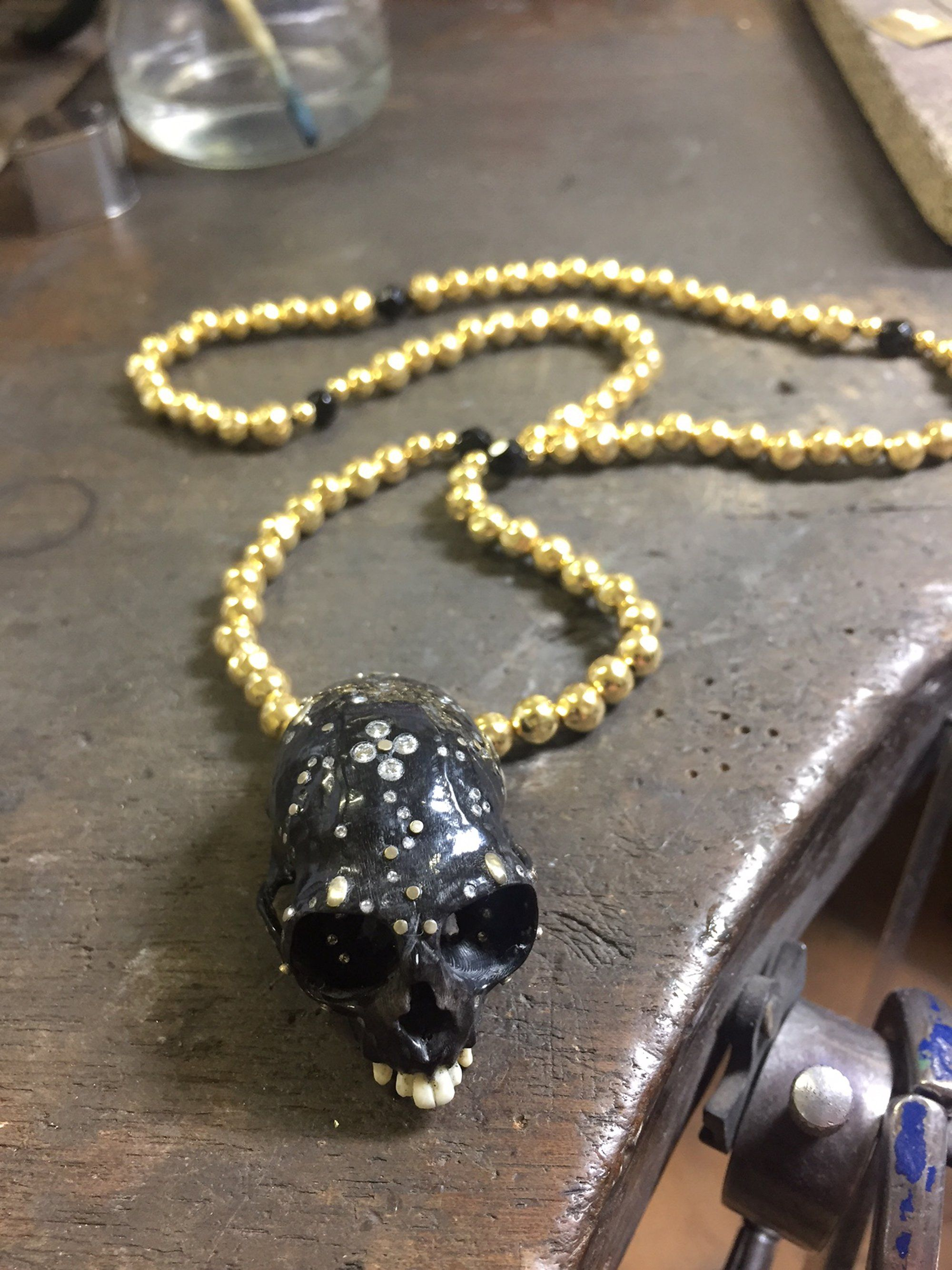 Jewelry Designer Harumi Klossowska de Rola Brings Her Precious