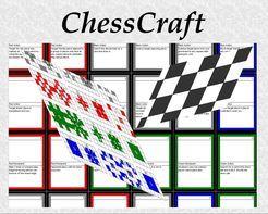 ChessCraft | Board Game | BoardGameGeek