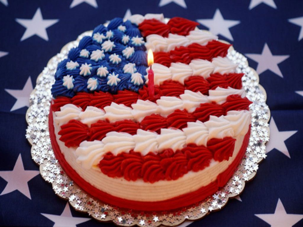 American Flags American Flag Cake Countries Wallpaper Featuring