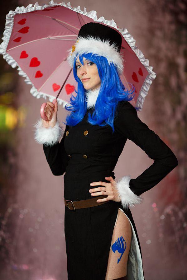 AMAZING cosplay ll FairyTail II Juvia Lockser by Bianka