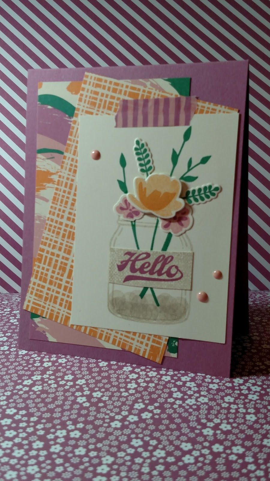Stress-Free Stamping with Shana: The Stamp Review Crew: Jars of Love Edition