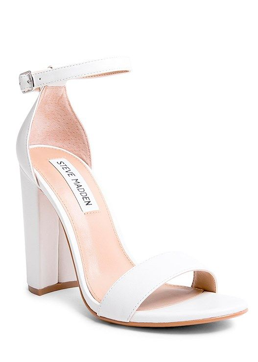 Steve Madden Carrson Shoes In 2019 Prom Heels