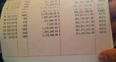 Cara Dan Syarat Ganti Buku Tabungan Bank Yang Sudah Habis Buku Tabungan Halaman Belakang