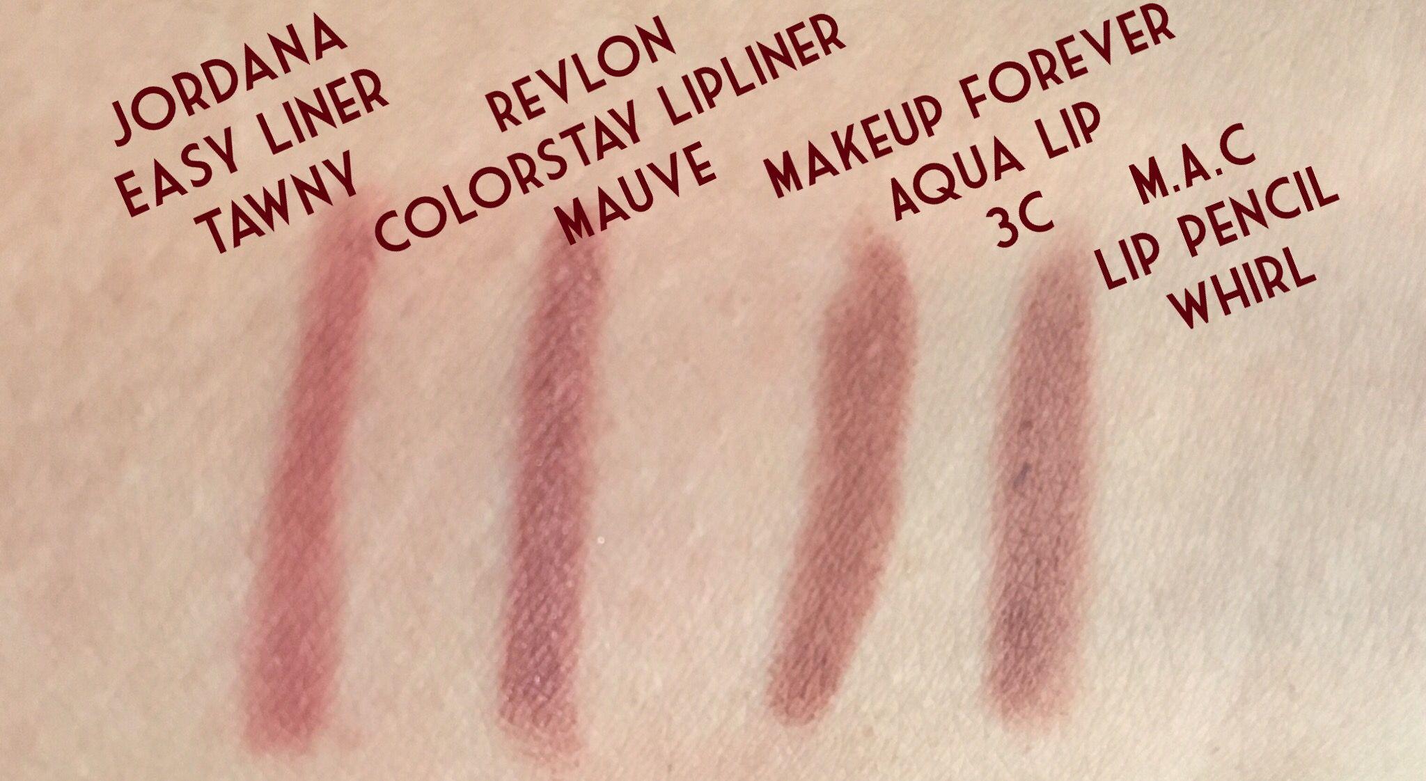 Aqua Lip Lipliner Pencil by Make Up For Ever #11