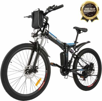 Pin On Top 10 Best Folding Mountain Bikes In 2020