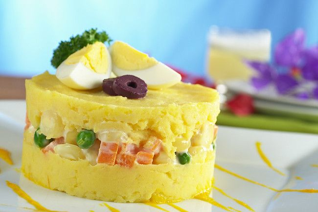 Causa is just one of many peruvian food options for vegetarians causa is just one of many peruvian food options for vegetarians vegetarians in peru need forumfinder Gallery