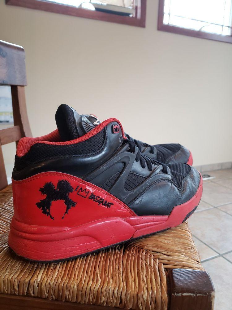 f3afd93b2f6a0 Reebok Pump Omni lite Basquiat size 11.5 #fashion #clothing #shoes ...