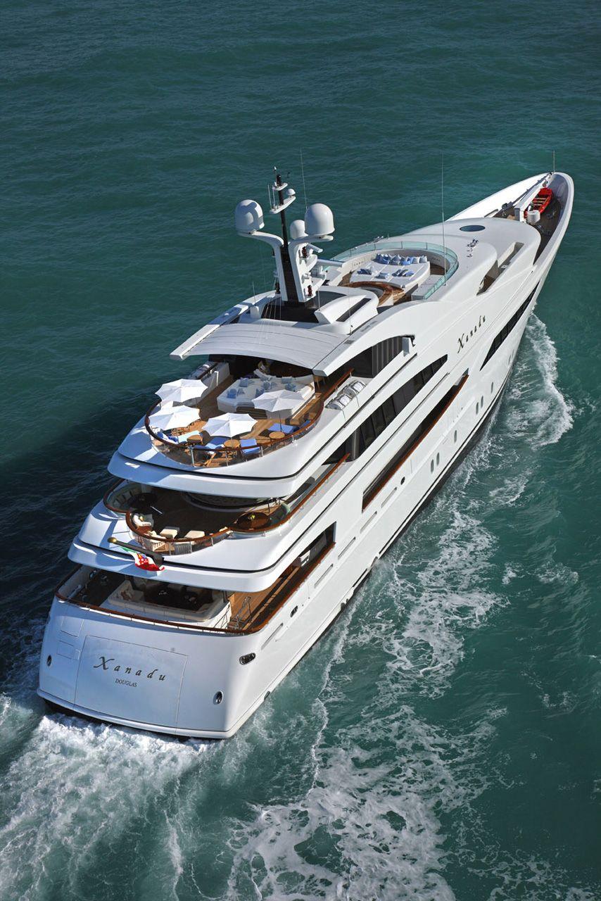 Luxury Yacht Engine Room: Price USD 48 Million .... Pocket Change, I'll