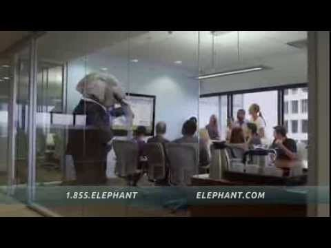 Elephant Auto Insurance Quote Alluring Elephant Auto Insurance Commercial 2014  Httpstofix . Design Decoration