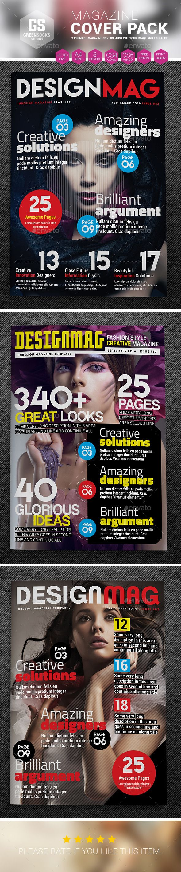 pin by bashooka web graphic design on magazine template design