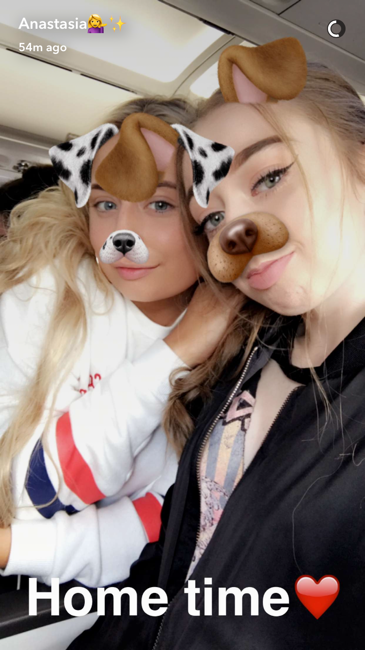 Snapchat Anastasiia Poranko nude photos 2019