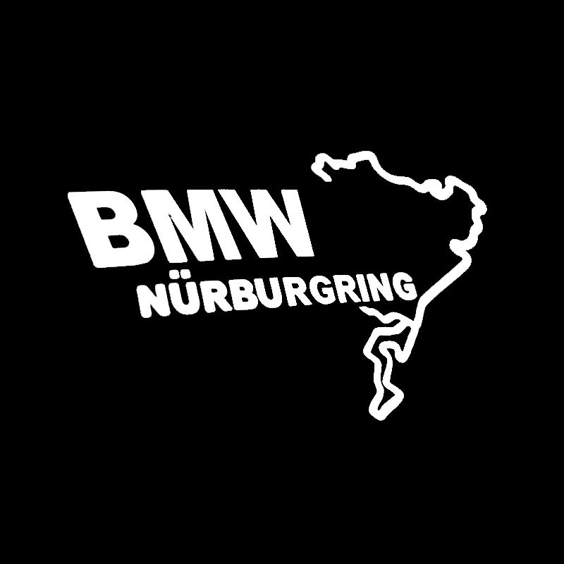 Find more stickers information about nurburgring racing sport car window windowshield sticker decalhigh quality