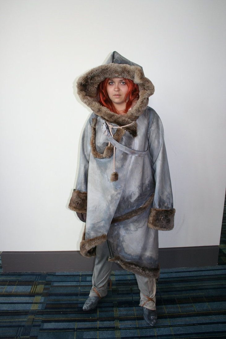 Ygritte Costume Cosplay 2 By Floofity